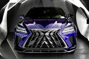 Lexus NX và RX lột xác siêu chất với gói độ thân rộng