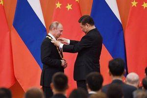 Nga tham dự G7: 'Phép thử' cho 'tình bạn' Nga-Trung Quốc