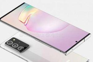 Galaxy Note20+ lộ thông số camera: Zoom 50x, lấy chuẩn nét tự động bằng laser