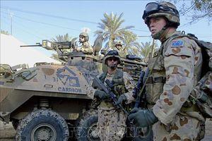 Australia chấm dứt nhiệm vụ huấn luyện quân sự tại Iraq
