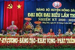 Xây dựng Hồng Dân trở thành huyện nông thôn mới nâng cao vào năm 2025