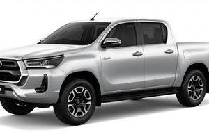 2020 Toyota Hilux bản nâng cấp ra mắt với những thay đổi lớn về kiểu dáng, công suất mạnh mẽ