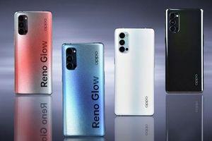 Oppo trình làng smartphone 5G, RAM 12 GB, sạc siêu tốc, giá hấp dẫn