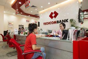 Techcombank đặt mục tiêu lãi trước thuế 13.000 tỷ đồng