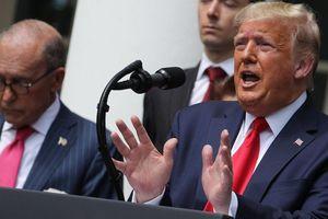 Phe Dân chủ lên án TT Trump vì câu 'George Floyd sẽ vui vì kinh tế Mỹ'