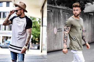 9 cách mặc áo thun với quần jeans dành cho nam giới