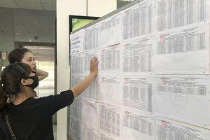 2.886 người vào vòng 2 thi viên chức ngành giáo dục Hà Nội