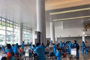Vietnam Airlines chở hơn 300 công dân từ Phần Lan và Thụy Điển hồi hương