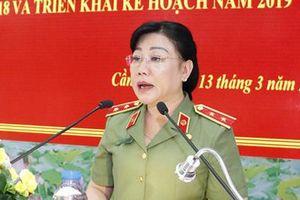 Chân dung 5 nữ thiếu tướng của lực lượng Công an nhân dân
