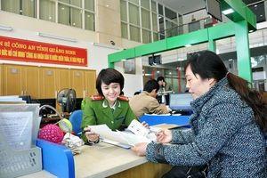 Bộ Công an đo lường sự hài lòng của người dân về kết quả quả giải quyết thủ tục hành chính