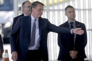Nối gót Mỹ, Brazil dọa rút khỏi WHO