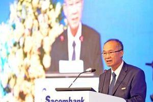 Vì sao cổ đông Sacombank bức xúc chuyện chia cổ tức?