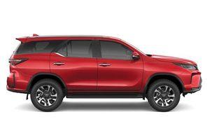 'Soi' Toyota Fortuner 2020 vừa trình làng giá gần 1 tỷ đồng