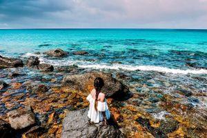 'Sống ảo' mọi nơi trên thiên đường Côn Đảo