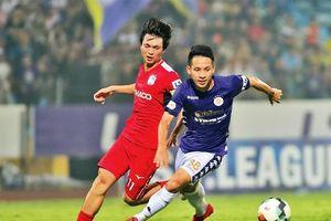 Hà Nội FC thắng đậm, Than Quảng Ninh thua đau