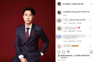 Fan yêu cầu lên tiếng vụ nghi 'bay lắc', Anh Đức khóa Instagram, quyết im lặng