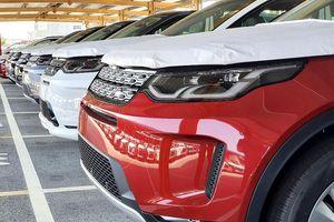 Ngắm trước Land Rover Discovery Sport mới