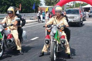 Những hình ảnh mới nhất cầu Tân An chính thức thông xe