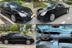 Xe hạng sang Toyota Avalon đời 2006 rao bán chỉ 630 triệu đồng