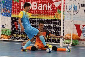 Futsal HDBank VĐQG 2020: Vũ Văn Khá không…nấn ná với Thái Sơn Nam