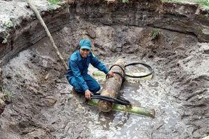 Phát hiện quả bom nặng 230 kg ở trại giam tỉnh Quảng Nam