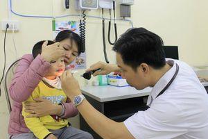 Cảnh báo gia tăng trẻ nhập viện do không được tiêm phòng