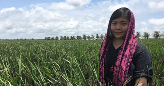Khởi nghiệp từ niềm đam mê với hạt gạo