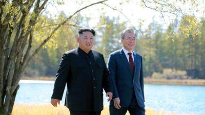 Tỷ lệ ủng hộ TT Hàn Quốc tăng vọt sau hội nghị thượng đỉnh liên Triều