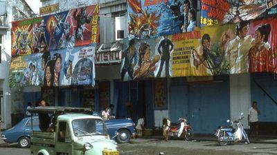 Ảnh hấp dẫn về cuộc sống ở Indonesia năm 1975
