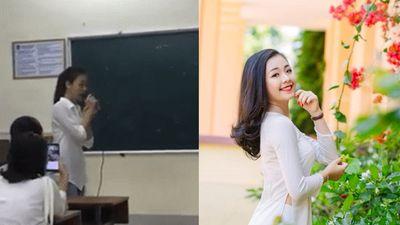 Bị phạt hát trước lớp, nữ sinh được tìm kiếm vì giọng quá ấm, ai ngờ còn phát hiện thêm nhac sắc đúng chuẩn 'trong mơ'