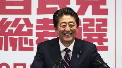 90s: Chiến thắng của ông Abe và cơ hội sửa hiến pháp hòa bình Nhật Bản