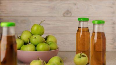 Dùng giấm táo thế nào tốt nhất?