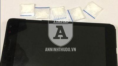 Cảnh sát cơ động kể về khoảnh khắc đối mặt kẻ tàng trữ ma túy ngoan cố