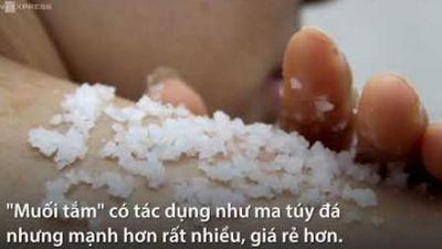 6 loại ma túy nghe tên tưởng như đồ ăn vặt của giới trẻ mới xuất hiện ở Việt Nam