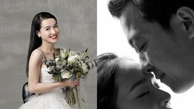 Clip Nhã Phương 'hô biến' thành cô dâu xinh đẹp, quyến rũ say lòng người trước ngày cưới