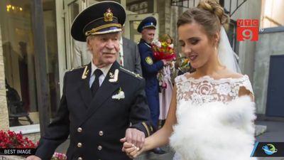 Từ chối sinh con, vợ 27 tuổi bị chồng 87 tuổi ly hôn