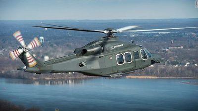 Mỹ chi 2,4 tỷ USD mua trực thăng bảo vệ tên lửa hạt nhân