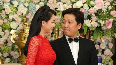 Nhìn lại những hình ảnh đặc biệt tại lễ rước dâu cặp đôi Trường Giang-Nhã Phương