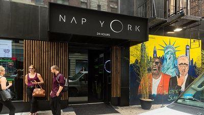 Độc đáo nơi ngủ trưa giữa lòng thành phố New York