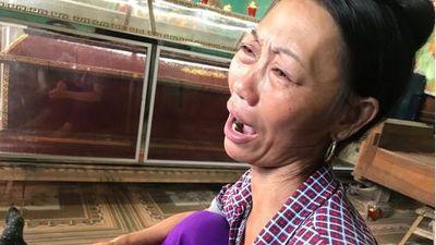 Thảm án 3 người chết ở Thái Nguyên: Trào nước mắt đại tang của 3 nạn nhân một nhà