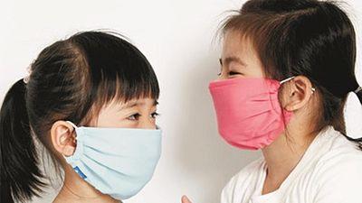 5 bệnh trẻ thường mắc vào mùa Thu