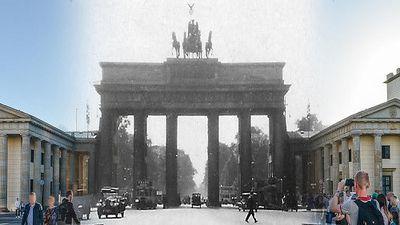 Kinh ngạc thủ đô Berlin 'thay da đổi thịt' hàng trăm năm qua