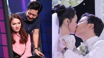 Đi đám cưới Trường Giang - Nhã Phương, Hương Giang Idol ngậm ngùi than thở 'đi ăn cỗ toàn lỗ'