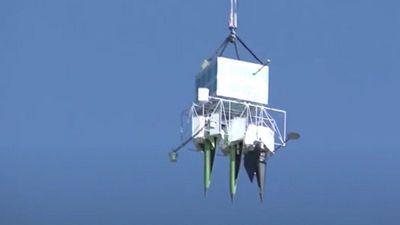 Video nghi vấn Trung Quốc thử máy bay siêu thanh