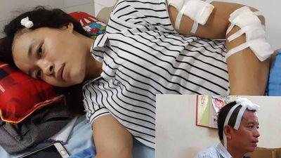 Vụ sát hại 3 người trong gia đình ở Thái Nguyên: 'Mới buổi chiều còn sang uống nước vui vẻ vậy mà đêm đã ra tay truy sát vợ chồng tôi'