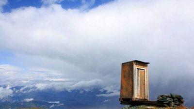 Nhà vệ sinh đáng sợ nhất thế giới, chỉ dành cho ai dũng cảm