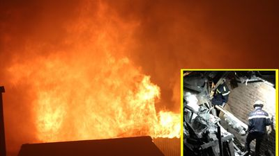 Cháy lớn gần Bệnh viện Nhi Trung ương, 2 người chết: Khởi tố vụ án