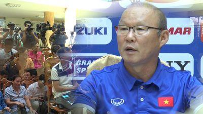 Điều gì khiến thầy Park 'đau đầu' trước AFF Cup?