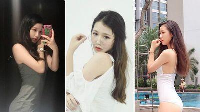 Cận cảnh nhan sắc nóng bỏng của nữ sinh 2K trong MV 'gây sốt' HongKong1
