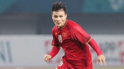 Quang Hải: 'Mục tiêu đầu bảng AFF Cup trong tầm tay của ĐT Việt Nam'